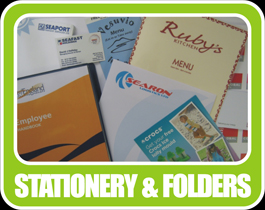 Stationery and Folders